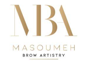masoumeh brows artistry sydney logo