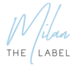 milan the label australia womens clothing logo